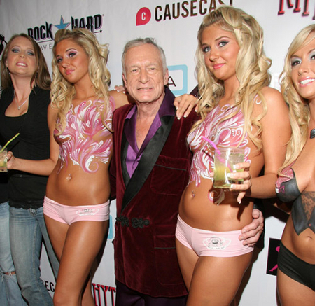 The Girls Next Door Hugh Hefner is getting too old for this