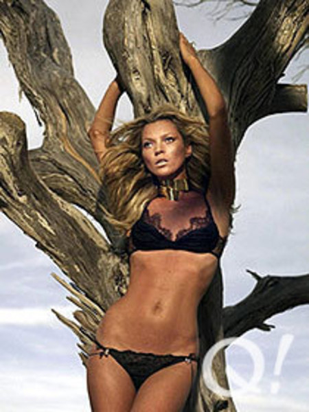Kate Moss accused of making comments which could promote extreme slimming Kate Moss accused of making comments which could promote extreme slimming