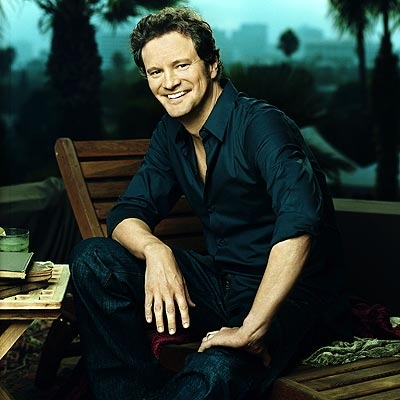 Colin Firth says gay actors are restrained Colin Firth says gay actors are restrained