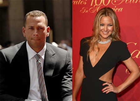 Alex Rodriguez and Kate Hudson Split Over Her Irritating Behavior Alex Rodriguez and Kate Hudson Split Over Her Irritating Behavior