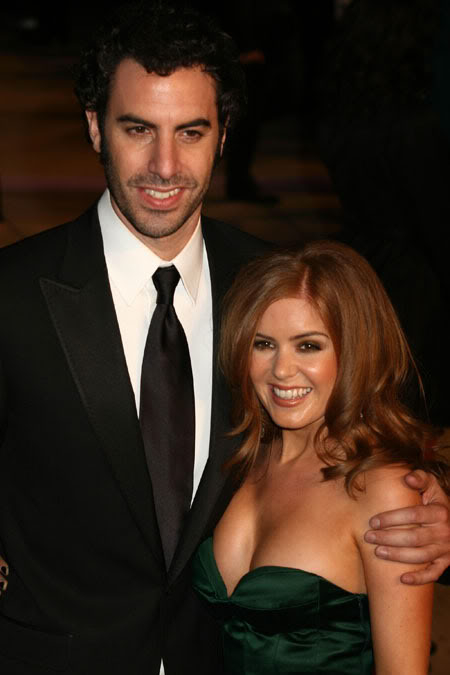 Sacha Baron Cohen and Isla Fisher Have Set Wedding Date Sacha Baron Cohen and Isla Fisher Have Set Wedding Date