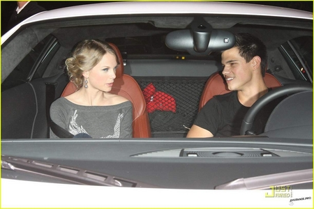 Taylor Swift and Taylor Lautner no longer dating Taylor Swift and Taylor Lautner No Longer Dating