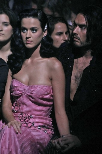 Katy Perry, Russell Brand Shop at a Baby Boutique Katy Perry, Russell Brand Shop at a Baby Boutique