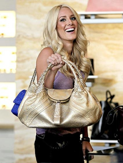 Heidi Montag Wants to Become