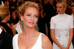 45-year-old uma Thurman is pregnant