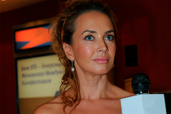 Mother Zhanna Friske is seriously ill