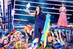 "The head of the National television company of Ukraine announced about the dismissal because of "" Eurovision """