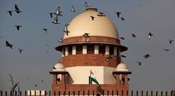 The Supreme court of India defended national anthem