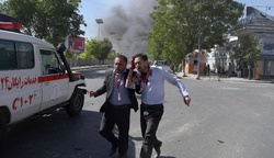 In Kabul the number of victims of explosion has increased to 90 people