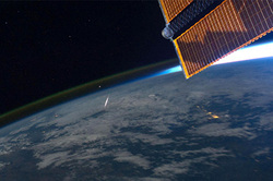 Meteor shower of the Perseids will be shed on the night of August 13,
