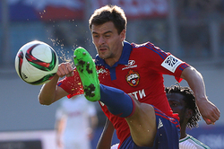 In Moscow shot the agent of the football player of CSKA Moscow George shchennikova