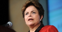 In Brazil, political scandal erupted over Rousseff