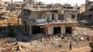 The most southerly settlement in Syria joined the peace settlement