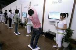Nintendo`s Wii gets Fit