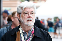 Director George Lucas is secretly flew to Moscow