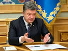 Poroshenko has criticized the government and governors