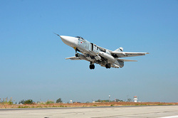 "Russia helped Syria to clear the airfield from the ""is"""