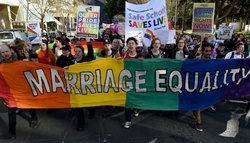 Australia argues about same-sex marriage