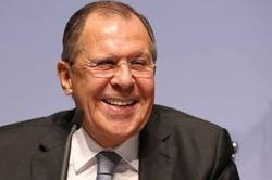 At the weekend, Lavrov visited Saudi Arabia
