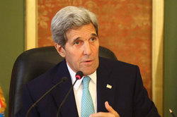 Kerry predicted a dollar collapse because of Iran