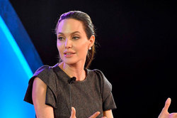 Jolie will film a cartoon about the Taliban