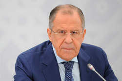 Lavrov swore at the talks (video)