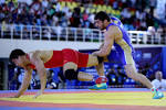 Russian wrestler Gadisov won silver at the world championship in weight to 97 kg