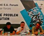 Anti-fascist Committee established in Athens the participants of the forum on Donbas