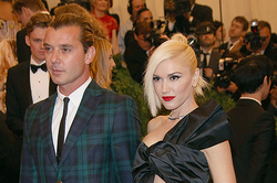 Gwen Stefani has parted ways with her husband after 12 years of marriage