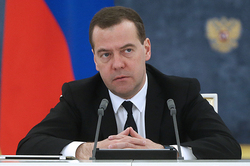 Putin sent Medvedev to the Philippines