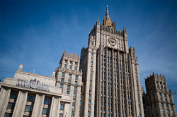 The Russian foreign Ministry mocked by the Western media