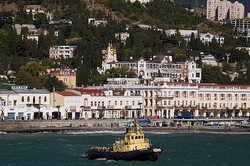 In the resorts of the Crimea earned the 3G network and LTE