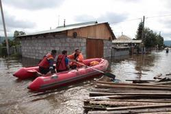 Residents of Primorye rescued from floods
