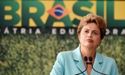 Dilma Rousseff began fighting for political career