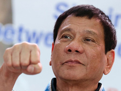 The President of the Philippines executed almost 6 thousand people