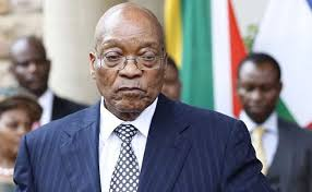 The ruling party of South Africa decided to remove the President from office