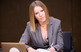 Sobchak said why he wanted to go to the Crimea
