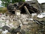 Ukrainian Military shelled a residential area of Donetsk
