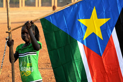 In southern Sudan formed an uneasy truce