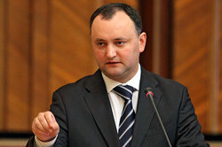 The new President of Moldova has become Igor Dodon