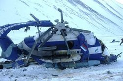 On Altai have resumed the search for the crashed helicopter