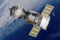 Back on track: Russia`s manned Soyuz heads to ISS