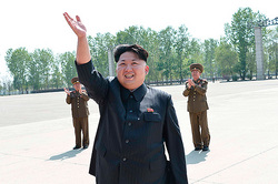 Kim Jong-UN told about the execution of the Minister