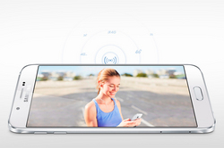 Samsung has introduced the thinnest smartphone