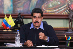 Maduro began the battle for oil prices