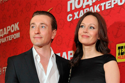 Bezrukov for the first time spoke out about the divorce