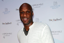 Lamar Odom is in a coma