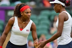 The Williams sisters and Simon Balz admitted that he took doping