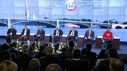 Saint Petersburg prepares to host international economic forum