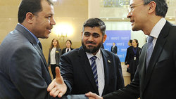 In Astana has begun a new round of talks on Syria
